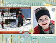 January 2008 Calendar Page